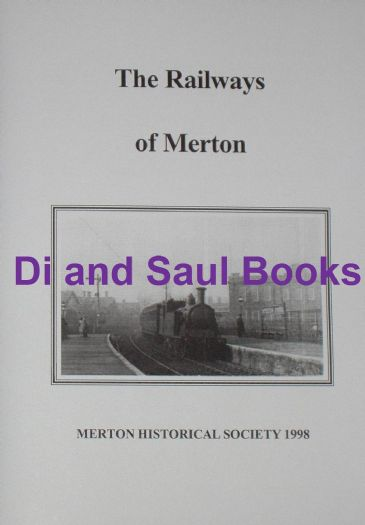 The Railways of Merton, by Lionel Green